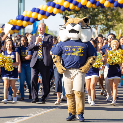 UC Merced - Admissions - Bridge Crossing