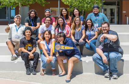 UC Merced student workers