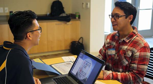 Meet with an Admissions advisor about your transfer application