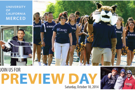 Preview Day at UC Merced