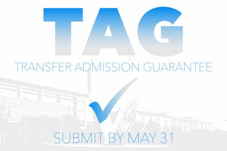 Transfer Admission Guarantee (TAG)